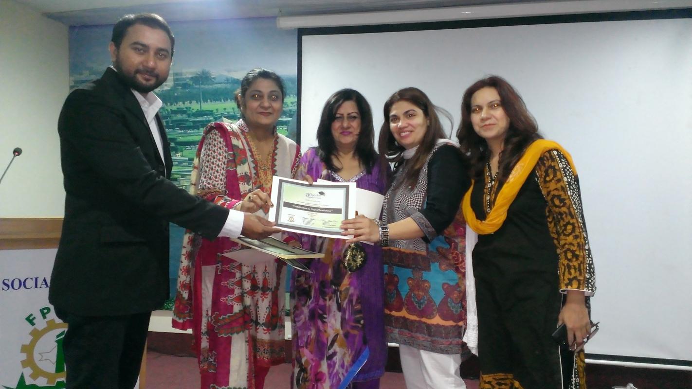 Digital Marketing Consultant Haris Khan Ghori